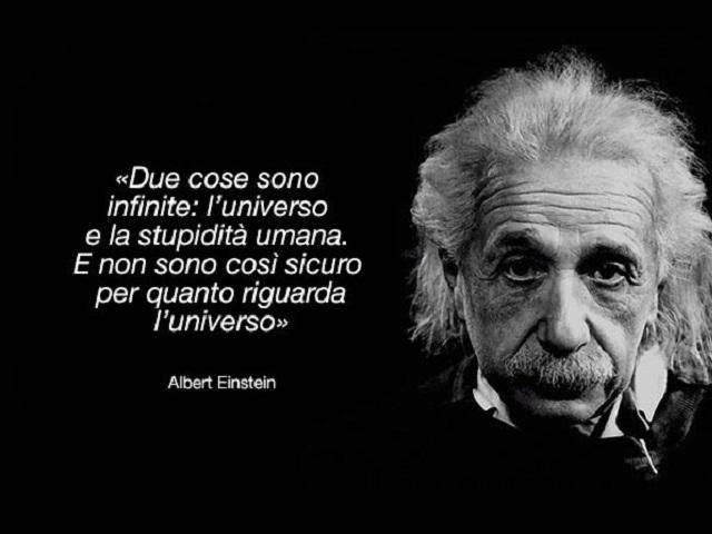 frasi celebri Einstein