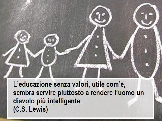frasi di educazione