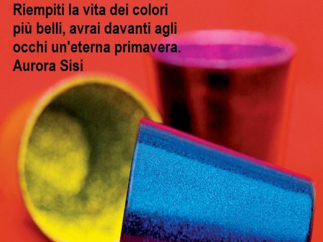 frasi sui colori della natura