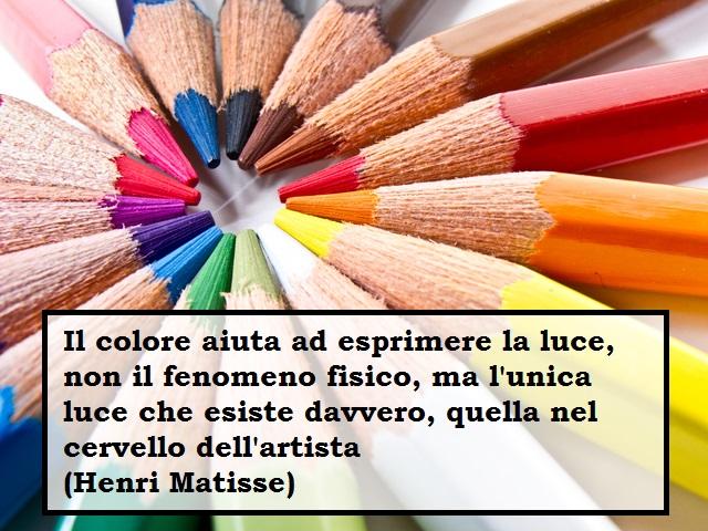 frasi vivere a colori