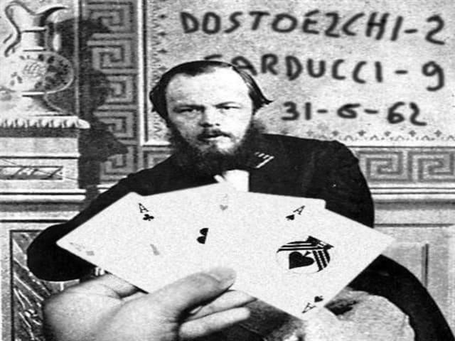 il giocatore dostoevskij