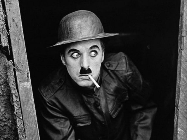 immagini Charlie Chaplin