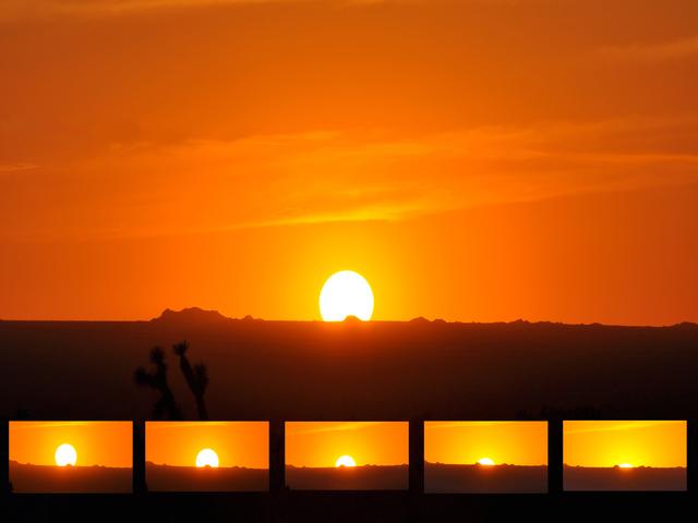 immagini del tramonto