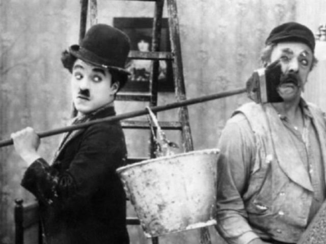 immagini di Charlie Chaplin