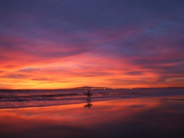 immagini di tramonto