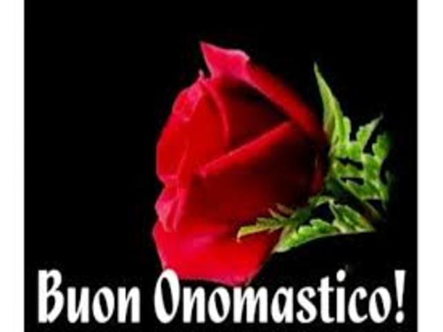 immagini onomastico rosa