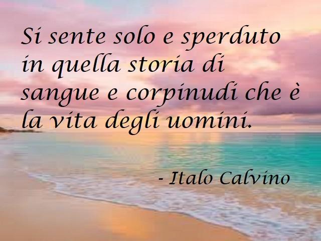 italo calvino frasi