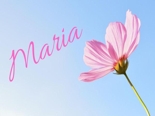 Maria etimologia