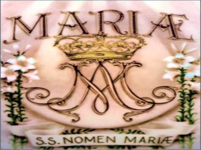 onomastico di maria