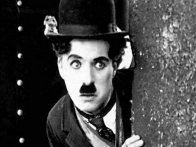 poesia di Charlie Chaplin