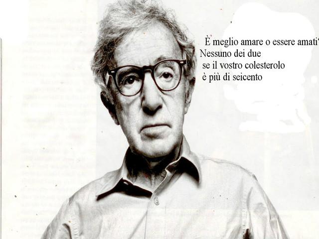 Woody Allen Frasi spiritose