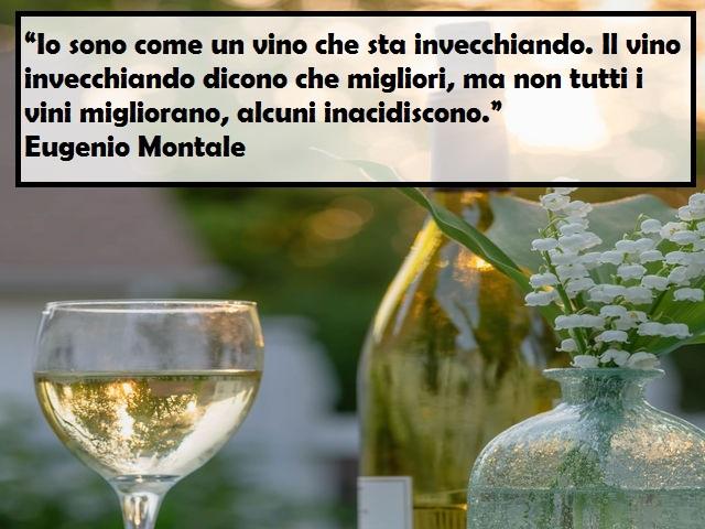 bicchieri di vino frasi