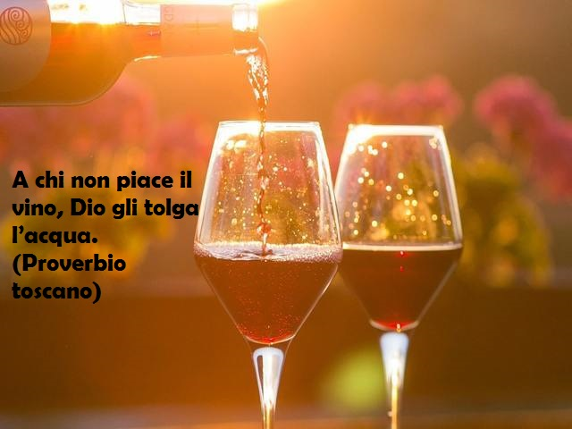 frasi sul vino e le donne