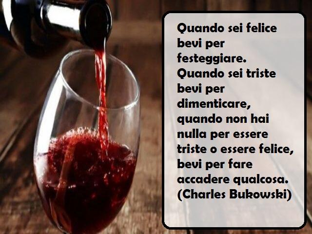 frasi sul vino in latino
