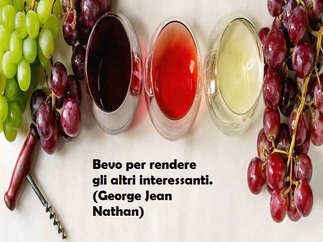 frasi sul vino rosso