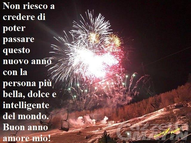 auguri buon anno amore