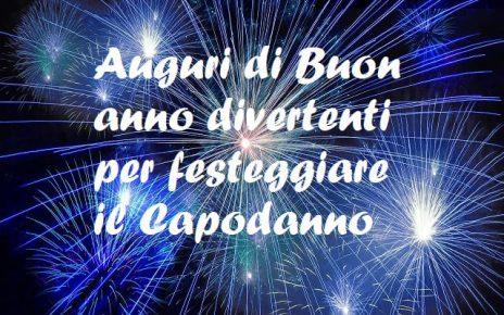 auguri buon anno divertenti capodanno