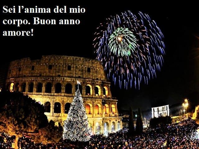 auguri di buon anno amore mio