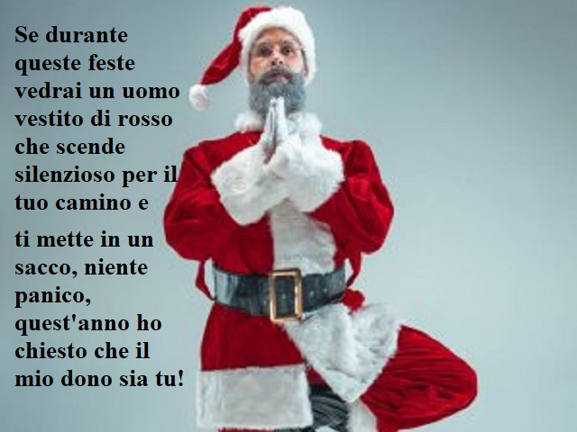 auguri di Natale divertenti
