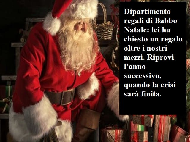 auguri di Natale spiritosi