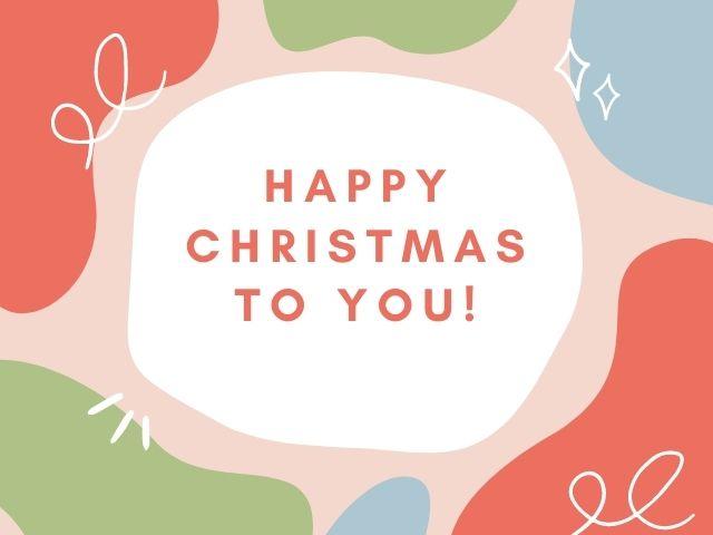 auguri natalizi inglese