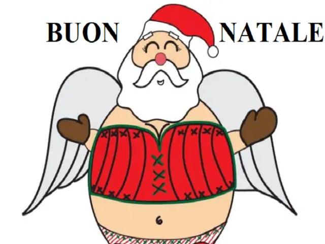 Babbo Natale immagini divertenti