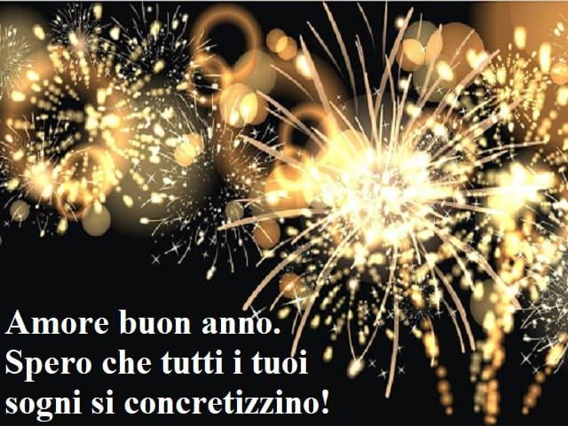 bun anno nuovo amore mio