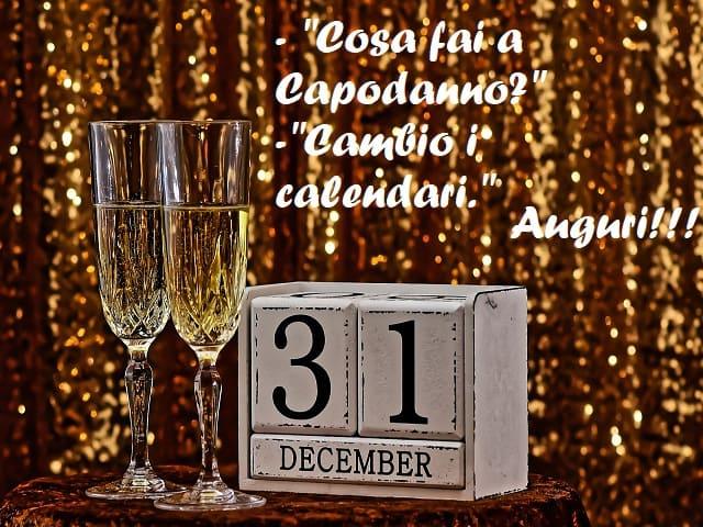 frasi auguri buon anno divertenti