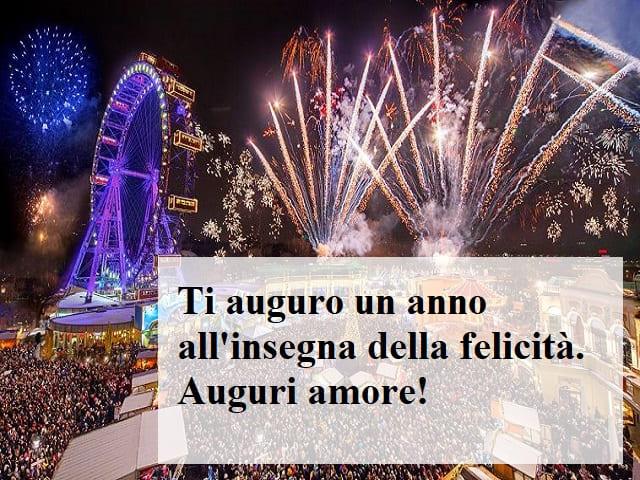 frasi buon anno amore