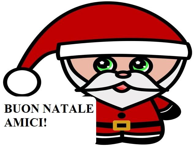 immagini Babbo Natale divertenti