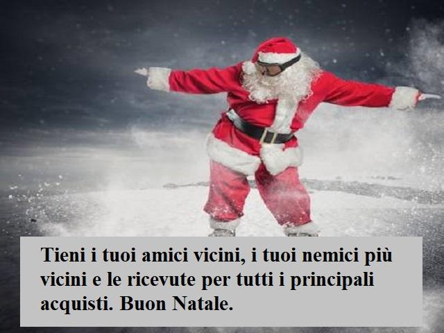 immagini di Babbo Natale divertenti