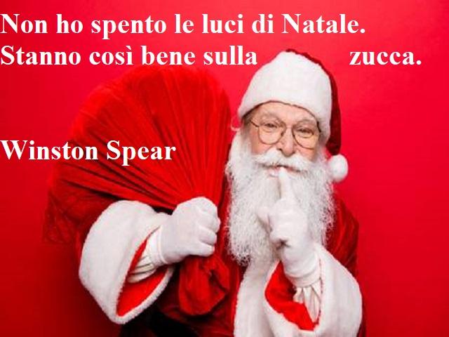 immagini divertenti Babbo Natale