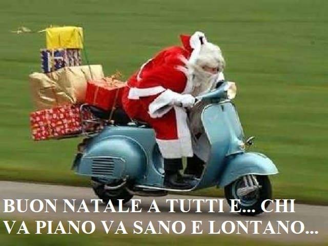 immagini divertenti di Babbo Natale