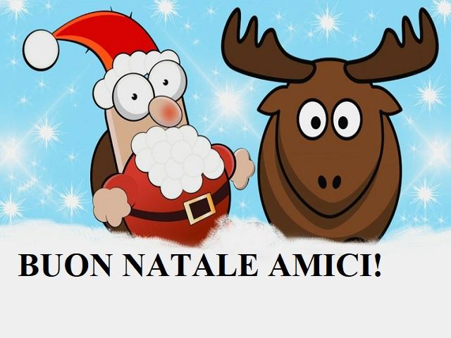 immagini divertenti su Babbo Natale