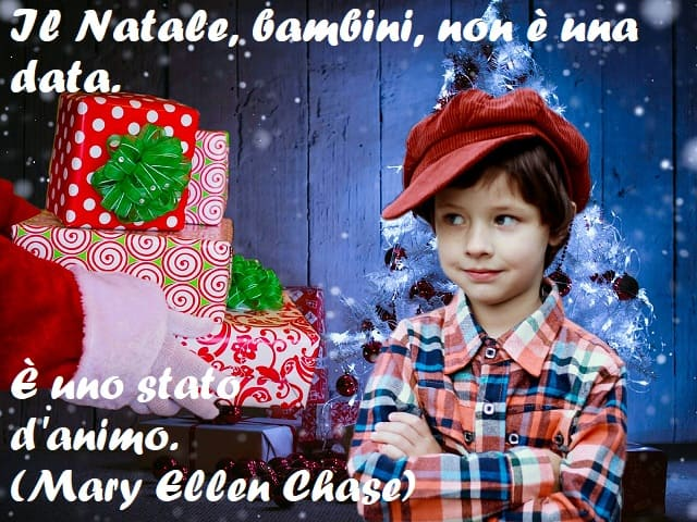 immagini natalizie bambini