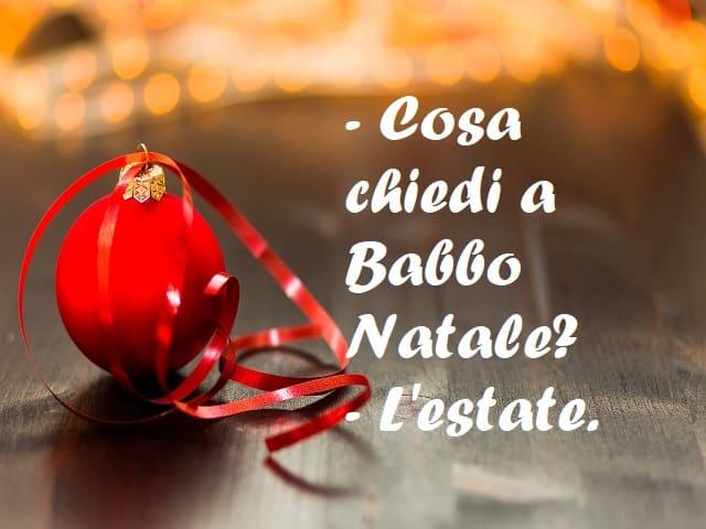 messaggi natalizi divertenti