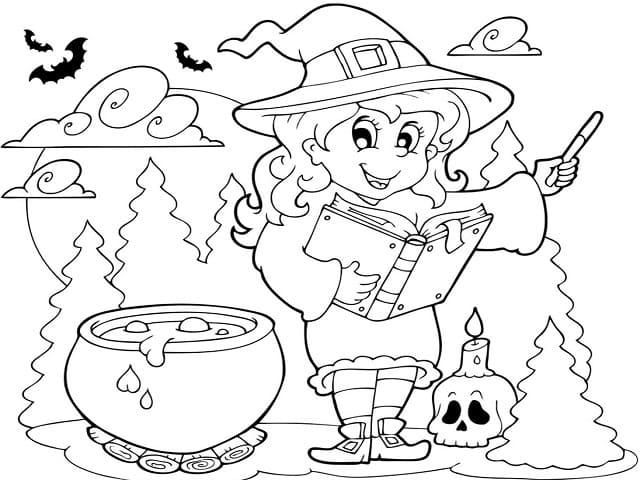 disegno halloween