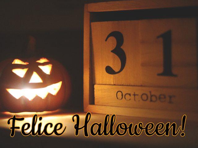 dolci di halloween