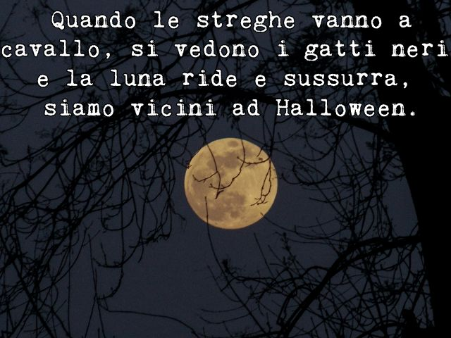 frasi di halloween paurose