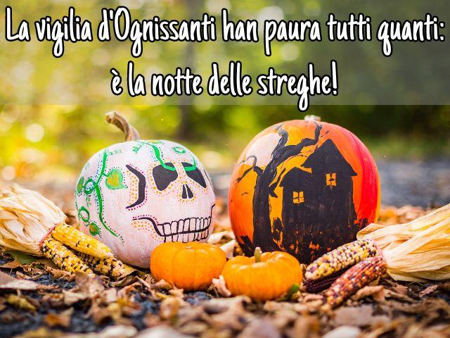 frasi sulla festa di halloween