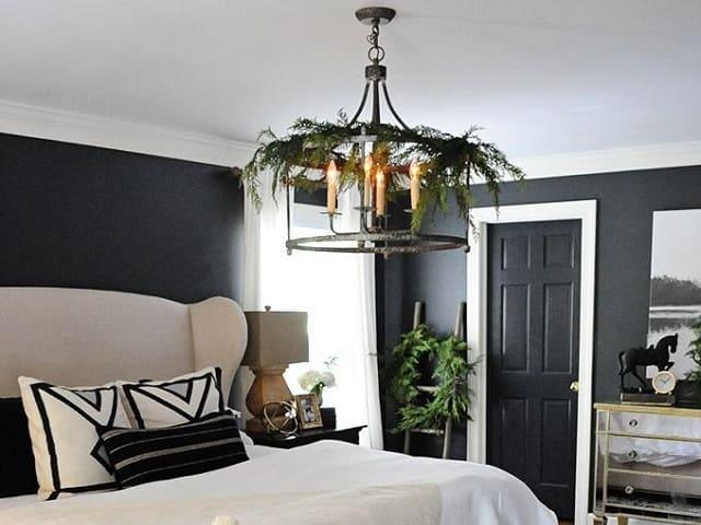 camera letto natale