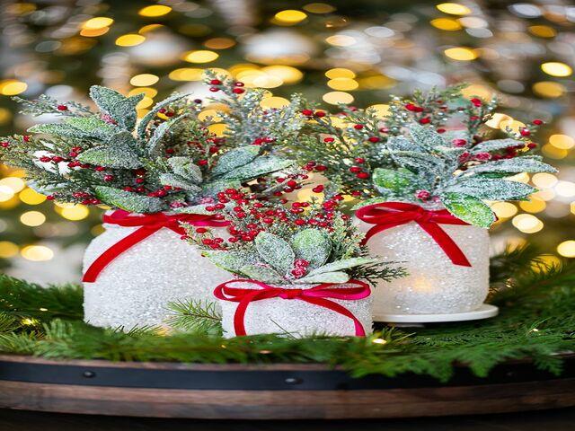 decorazioni natalizie particolari
