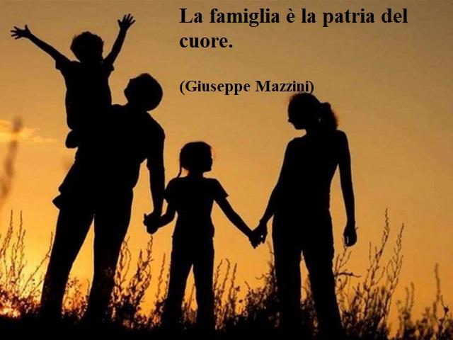frasi belle sulla famiglia