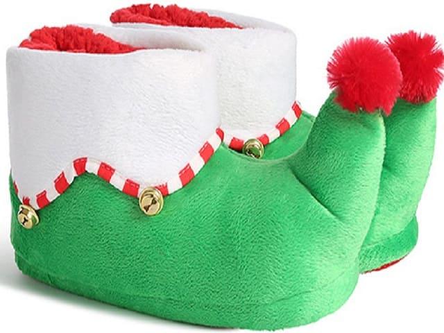 regali natale pantofole