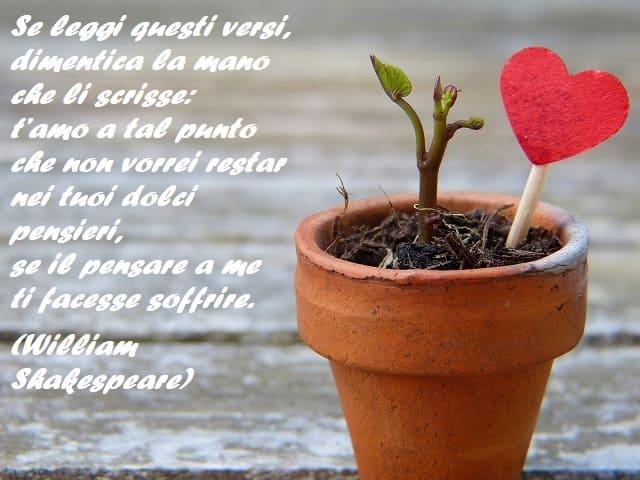 poesie di amore