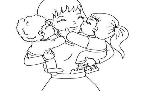 disegni festa della mamma