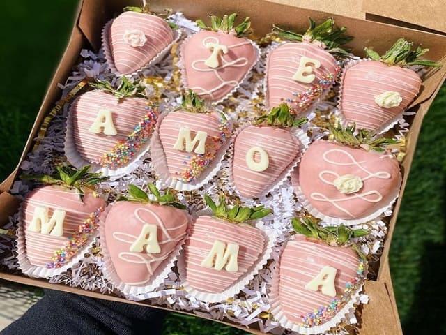 dolci per la festa della mamma