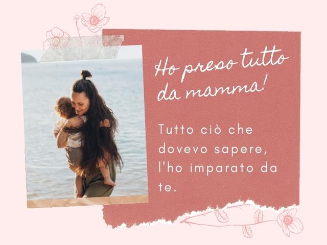 mamma frasi
