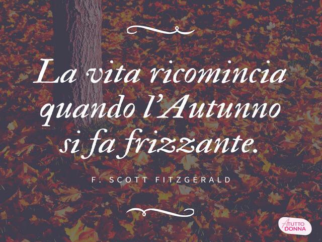 autunno frasi