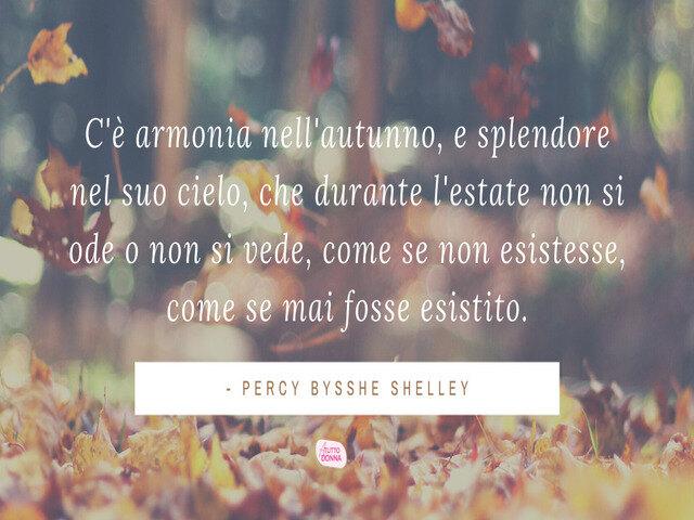 frasi belle sull autunno